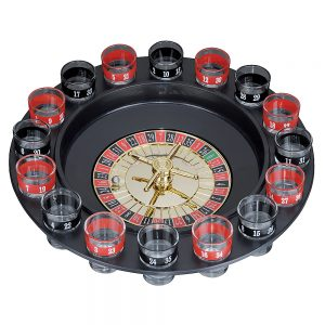 roulette drinking