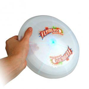 verlichte frisbee