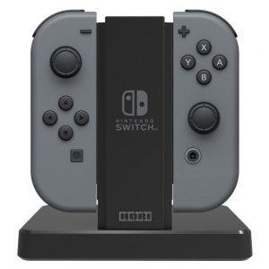 Hori Nintendo switch joy con multi oplader