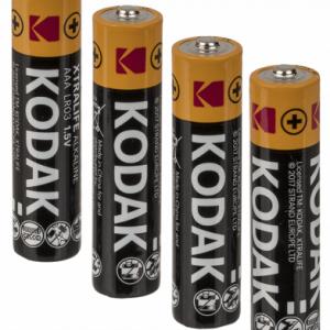 kodak batterijen