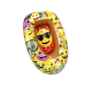 emoji opblaasboot