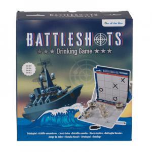 Battle shots drinkspel